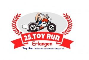 Unser 25. Toy Run Day