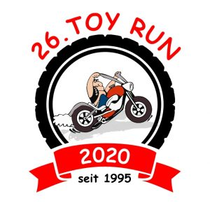 """Unser 26. Toy Run Day - dem 1. """"Corona"""" Toy Run Day"""