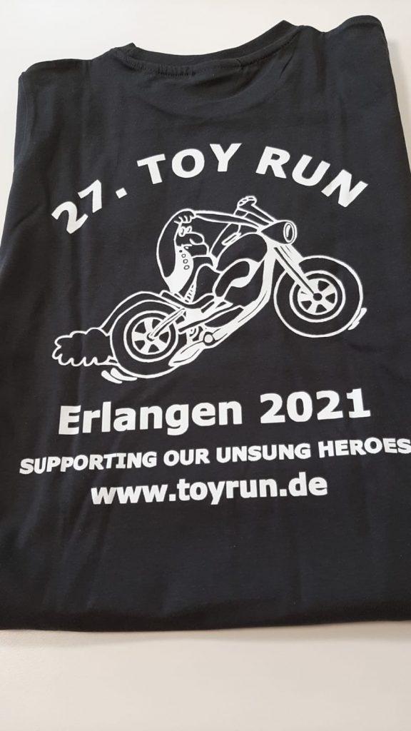 """Hier könnt Ihr noch """"Toy Run Day 2021"""" T-Shirts bestellen!"""