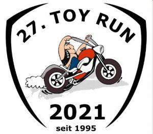 """Unser 27. Toy Run Day - dem 2. """"Corona"""" Toy Run Day"""